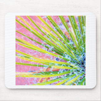 Psychedelic Yucca Mouse Pad