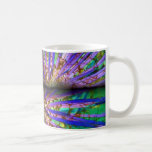 Psychedelic Yucca Quilt Mug