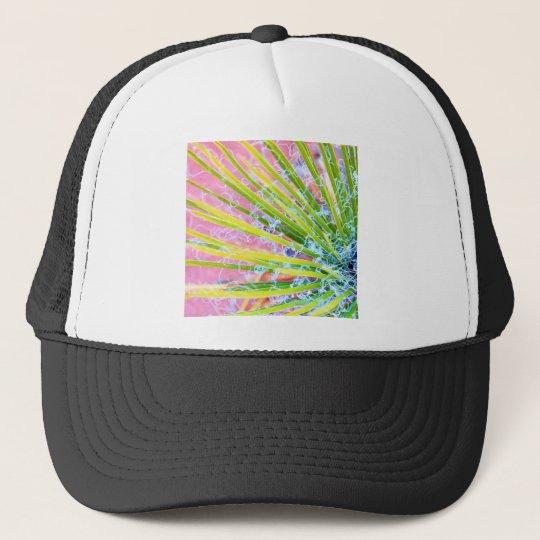 Psychedelic Yucca Trucker Hat