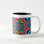 Psychedelica - Fractal Mug