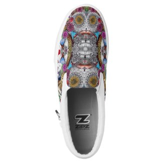 PSYCHEDELICA Slip-On SNEAKERS