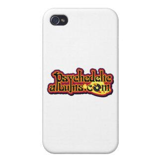 psychedelicalbums com iPhone 4 funda