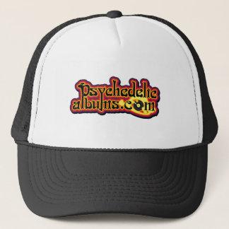 psychedelicalbums.com trucker hat