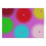 psychedelics color pop color cards
