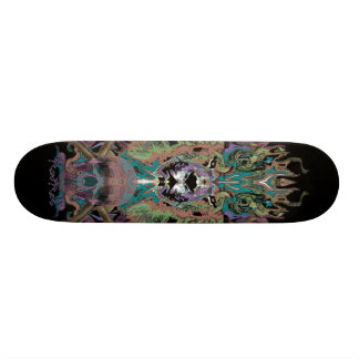 Psychedelion Skateboard (Ltd. Ed.of only 12)