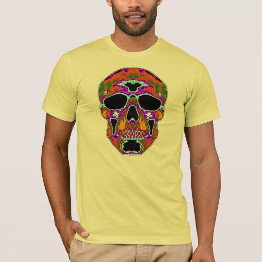 Psychedellic Skull T-Shirt