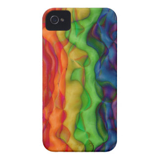 Psychedlic Hippy Rainbow Acid Trip Case-Mate iPhone 4 Cases