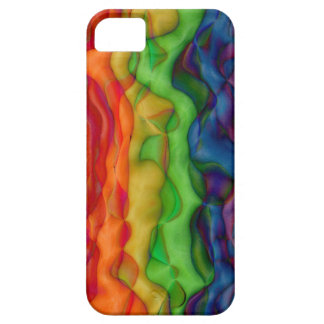 Psychedlic Hippy Rainbow Acid Trip iPhone 5 Cover