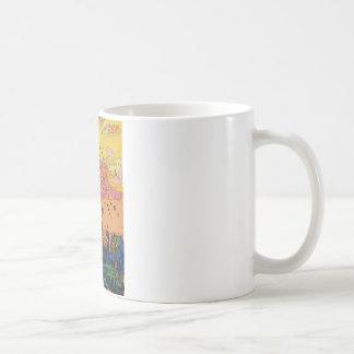 Psychedlic NYC: Empire State Building #1 Coffee Mug