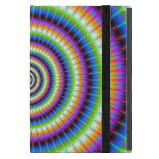 Psychedlic Rings iPad Mini Case