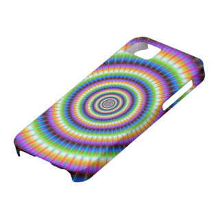 Psychedlic Rings iPhone 5 Barely There iPhone 5 Cover
