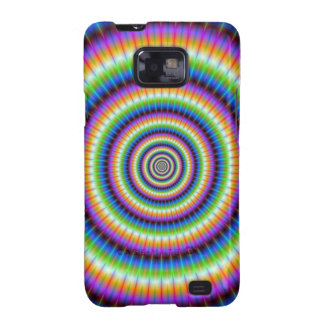 Psychedlic suena la galaxia S2 de Samsung Samsung Galaxy SII Funda