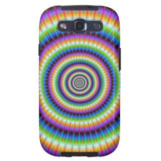 Psychedlic suena la galaxia S3 de Samsung Galaxy SIII Cárcasas