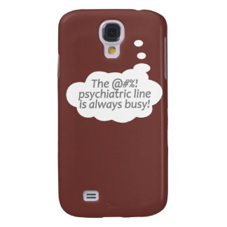 Psychiatric Line custom color HTC case
