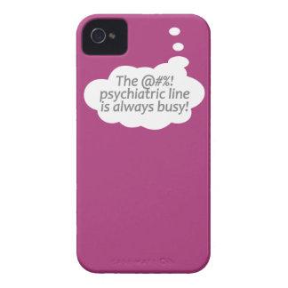 Psychiatric Line custom color iPhone case-mate