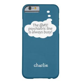 Psychiatric Line custom name & color phone cases