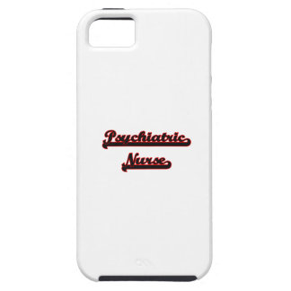 Psychiatric Nurse Classic Job Design iPhone 5 Case