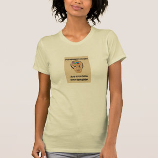 Psychiatric Nurse Humor/Cartoon Tee Shirt