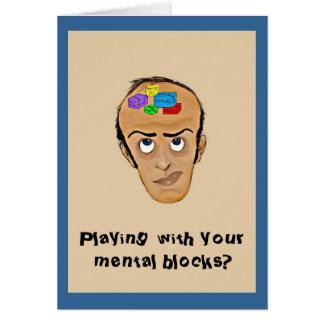 Psychiatric Nurse-Nurses Week Card