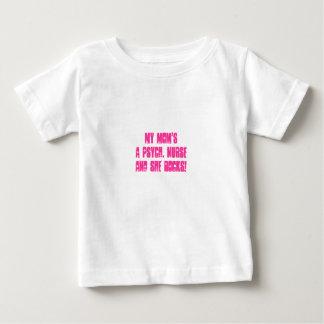Psychiatric Nurses Baby T-Shirt