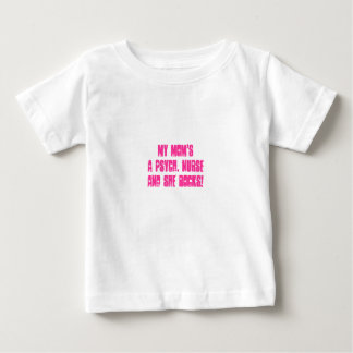 Psychiatric Nurses-kid humor Baby T-Shirt