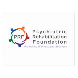 Psychiatric Rehabilitation Foundation Post Card