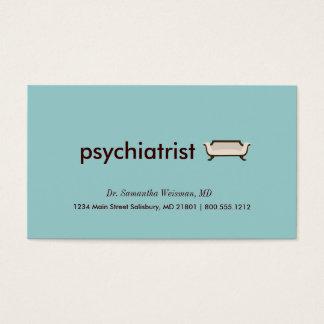 Psychiatrist Business Cards
