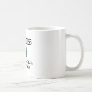 Psychiatrists...Making the World a Better Place Coffee Mug