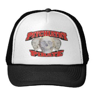 Psychiatry Pirate Trucker Hat
