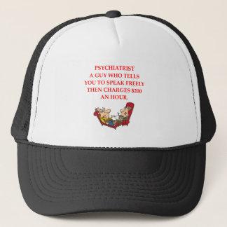 PSYCHIATRY TRUCKER HAT