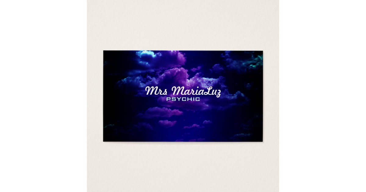 Psychic Business Cards | Zazzle.com