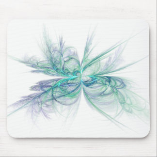 Psychic Energy Fractal Mouse Pad