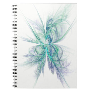 Psychic Energy Fractal Notebook