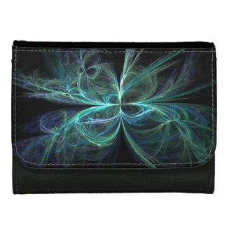 Psychic Energy Fractal Women's Wallet