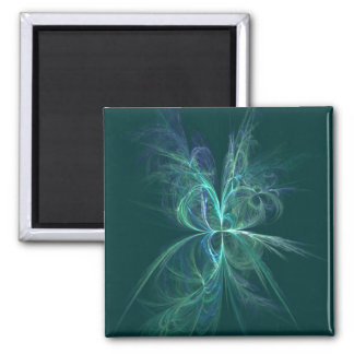 Psychic Energy 2 Inch Square Magnet