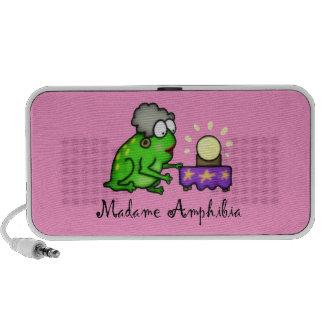 Psychic Frog Portable Speaker