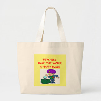 psychic large tote bag