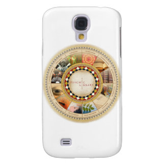 Psychic Library Galaxy S4 Case