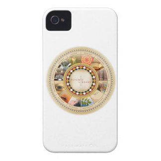 Psychic Library Store iPhone 4 Cover