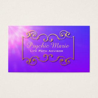 Psychic Medium Business Cards