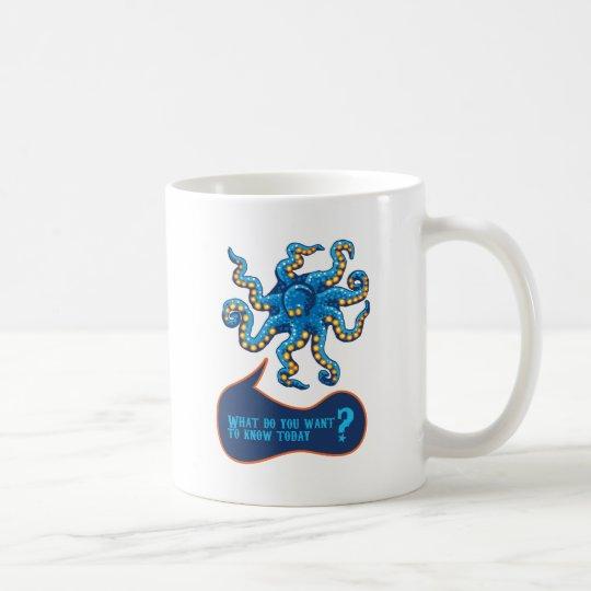 Psychic Octopus Coffee Mug