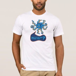 Psychic Octopus T-Shirt