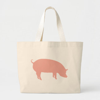 Psychic Pig Euro 2012 Large Tote Bag