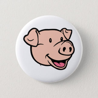 Psychic Pig Euro 2012 Pinback Button