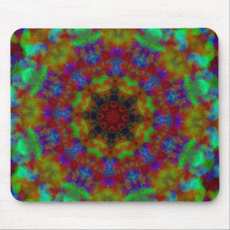 Psychic Signs mandala kaleidoscope mouse mat Mouse Pad