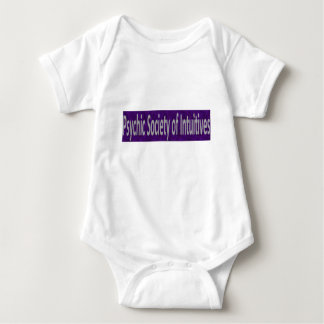 Psychic Society of Intuitives store Baby Bodysuit