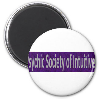 Psychic Society of Intuitives store Magnet