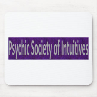 Psychic Society of Intuitives store Mouse Pad
