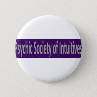 Psychic Society of Intuitives store Pinback Button