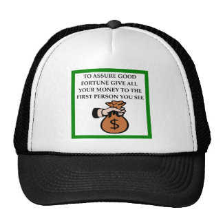 PSYCHIC TRUCKER HAT